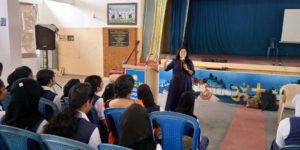 lissy shajahan students trainer
