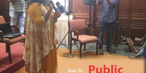 Public speaking and how to over the fear of it
